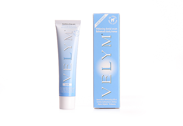 Velym White Lux Effect whitnening dental cream